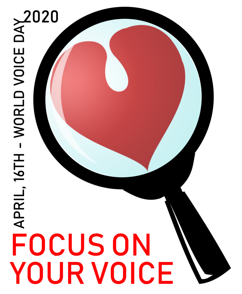 Focus on Your Voice