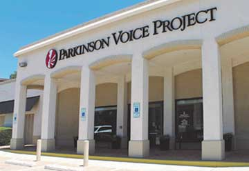 Parkinson Voice Project in Richmond, Texas